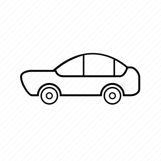 car, service, taxi, toy, transport, van, vehicle icon