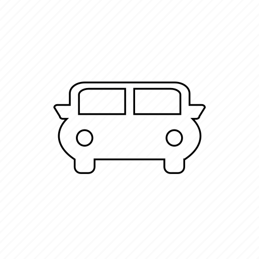 baby, car, sports car, toy, transport, van, vehicle icon