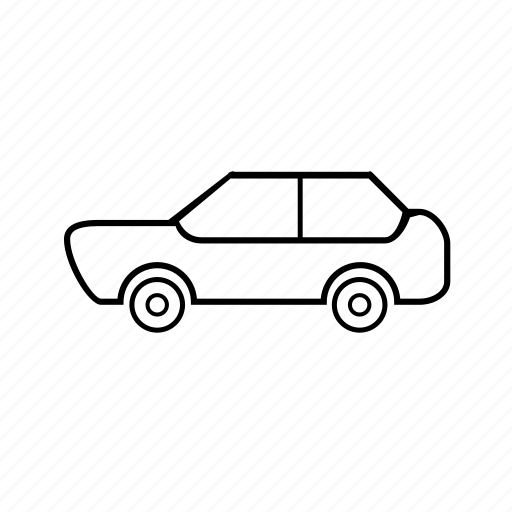 car, sports car, taxi, toy, transport, van, vehicle icon