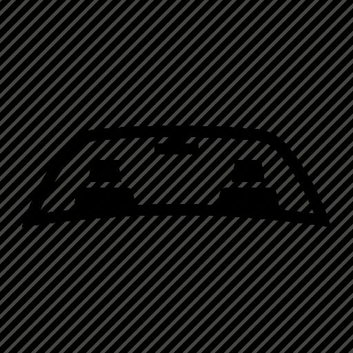 car, cover, glass, windscreen, windshield icon