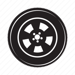 automobile, car, road, tire, traffic, truck, vehicle icon