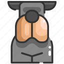 animal, animals, breed, dog, mammal, pet icon