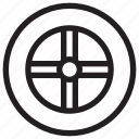 auto, automobile, car, transport, transportation, vehicle, wheel icon