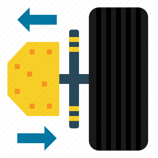 Auto, axle, balancing, car, drivetrain, parts, service icon - Download on Iconfinder
