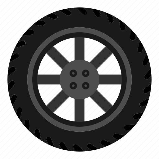 Car, tire, wheel icon - Download on Iconfinder on Iconfinder