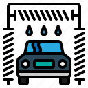auto, car, clean, wash icon