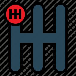 automobile, car, repair, transmission icon