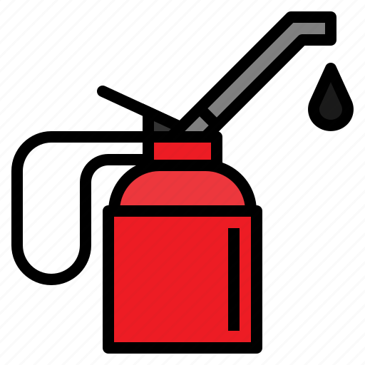 automotive, can, lubricant, oil icon