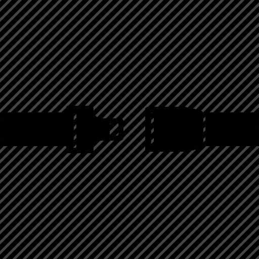 belt, buckle, seat, seatbelt icon