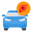 turbo, engine, car, vehicle, automobile