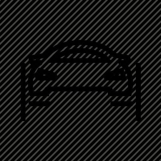 car, lift, repair, service icon