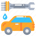 body, car, paint, repair, service, vehicle icon