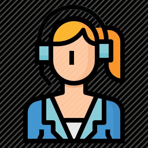 call, center, customer, mechanic, repair, service icon