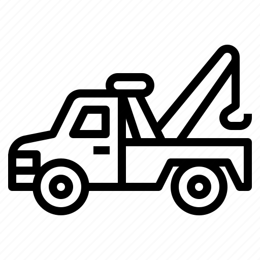 Car, repair, service, tow, truck icon - Download on Iconfinder