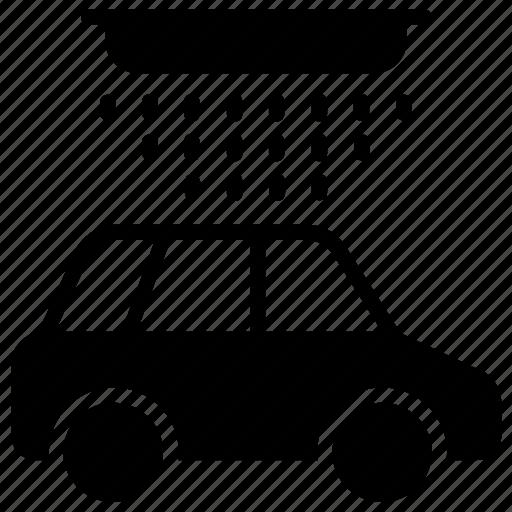 auto wash, automobile, car service, car wash, garage icon