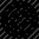 automotive, car wheel, rubber tyre, tyre, wheel icon