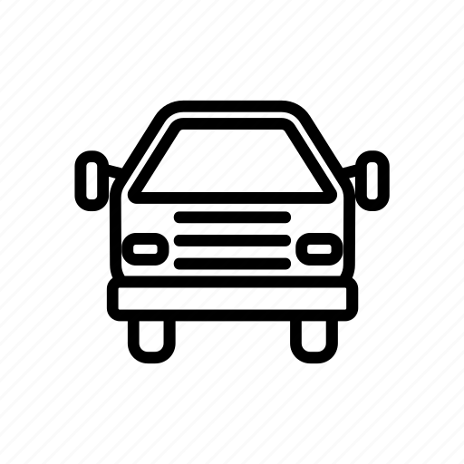 cargo, construction, pickup, truck, vehicle icon