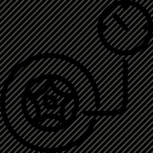 Air, car, gauge, pressure, tire, tool, wheel icon - Download on Iconfinder