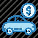 automobile, car, customer, dealership, new, transportation, vehicle icon
