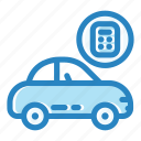 business, calculator, car, finance, price, sale, vehicle icon