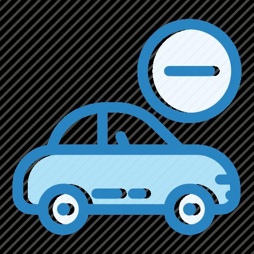 auto, automobile, car, engine, remove, transportation, vehicle icon