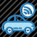 alarm, auto, car, key, security, transportation, vehicle icon