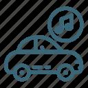 auto, car, lifestyle, music, radio, technology, vehicle