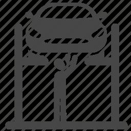 car, fix, garage, maintenance, repair, service, support icon