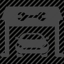 auto, car, fix, garage, maintenance, repair, service icon