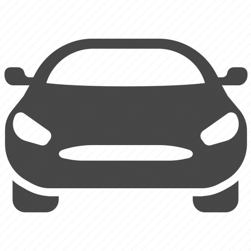 automobile, car, rental car, sedan, transport, transportation, vehicle icon