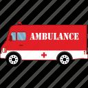 car, ambulance, road, transport, vehicle