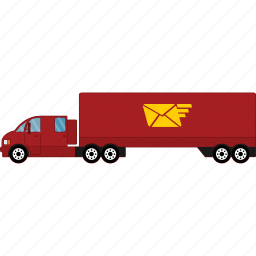 car, delivery, transport, truck, vehicle icon