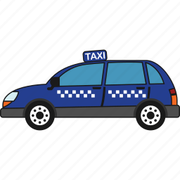 car, road, taxi, transport, transportation, truck, vehicle icon