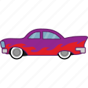 car, delivery, road, transport, transportation, truck, vehicle icon
