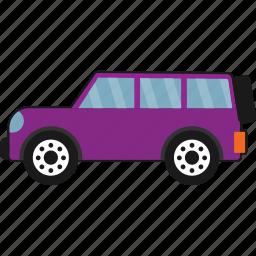 car, road, transport, transportation, vehicle icon