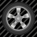 auto, automobile, car, disk, tire, truck, wheel