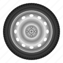 auto, automobile, car, disk, tire, vehicle, wheel