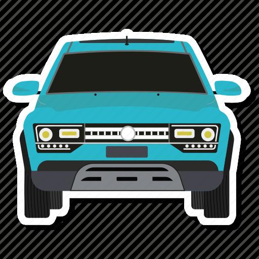 auto, automobile, limousine, luxury, private car, transport, vehicle icon