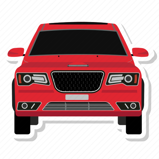 Automobile, car, cartoon car, vehicle icon - Download on Iconfinder