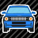 automobile, vehicle, car, cartoon car