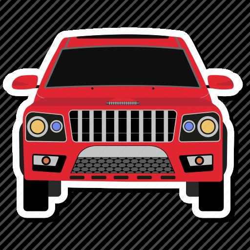 Automobile, car, cartoon car, vehicle icon - Download on Iconfinder