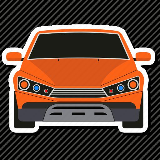 Automobile, car, luxury car, luxury vehicle, vehicle icon - Download on Iconfinder