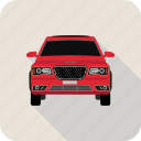 car, casket, funeral, vehicle icon