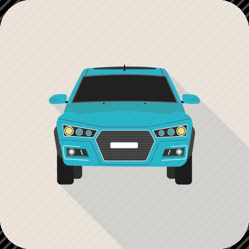 car, casket, funeral, vehicle icon