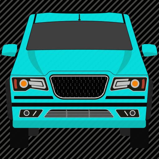 car, part, sedan, vehicle icon