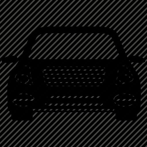 auto, automobile, car, transport icon