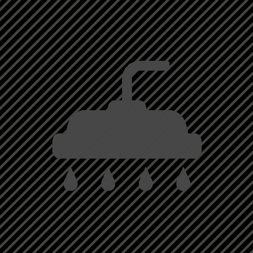car, shower, wash icon