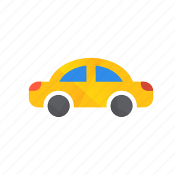 autonomous, car, model, self-drive, vehicle icon