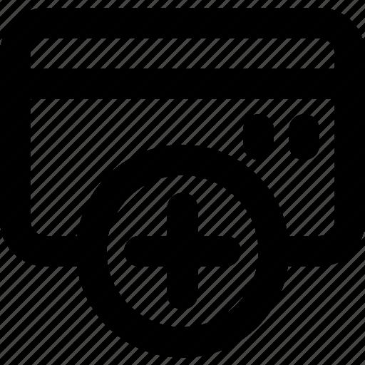 Atm, card, credit, debit, money, renew card icon - Download on Iconfinder