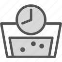 cloth, machine, manual, washer, washmachine icon